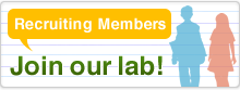 Join our lab!