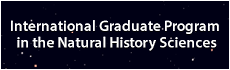 International Graduate Program in the Natural History Sciences